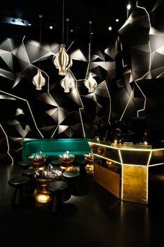 Restaurant Design,Tazmania Ballroom , Design Research Studio,tom dixon