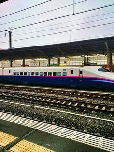 今朝の新幹線♪