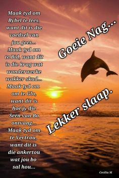 Evening Quotes, Afrikaanse Quotes, Goeie Nag, Morning Greeting, Sleep Tight, Good Night, Nighty Night, Sleep Well