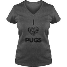 I LOVE PUGS
