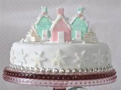 Cute Christmas Cake Recipes - Bing Images