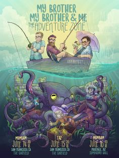 Louie Zong On Podcasts The Adventure Zone The Zone