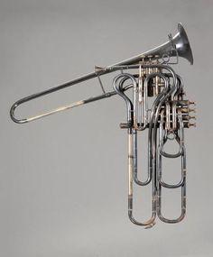 Six Valvws Cavalry Trombone