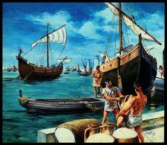 Caesarea Maritima ~ Dennis Lyall