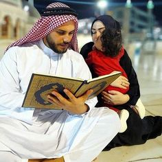 Learn Quran Academy provide the Quran learning services at home. Our mission to teach Quran with proper Tajweed and Tafseer to worldwide Muslim community. Cute Muslim Couples, Cute Couples, Muslim Girls, Muslim Images, Muslim Couple Photography, Online Quran, Arab Wedding, Couple Photoshoot Poses, Muslim Family