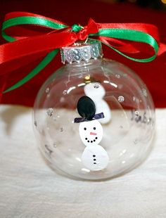 Make Christmas ornaments together as part of your advent activities