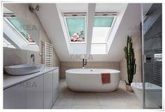 Rolety dachowe deKEA do łazienek i nie tylko. Poznaj nasza cała ofertę