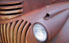 Rust and Headlight