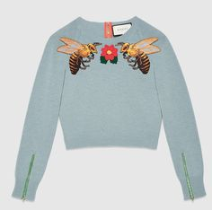 gucci embroidery - Google Search