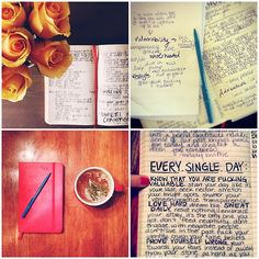 Everyone Should Keep A Commonplace Book: Great Tips From People Who Do Aug. 30, 2013  By Ryan Holiday info