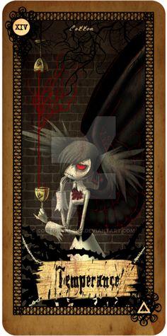 http://cottonvalent.deviantart.com/art/Tarot-card-Temperance-316423604
