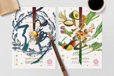 Ознакомьтесь с этим проектом @Behance: «SUSHI JUNCTION» https://www.behance.net/gallery/61661369/SUSHI-JUNCTION