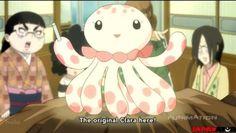 Princess Jellyfish - Clara - I want to make a plushie Clara :P