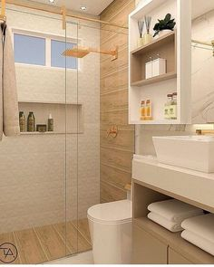 View any component of your bathroom design like you are in reality standing there. Bathroom interior design has turned into a passion for the contempo. Bathroom Design Small, Bathroom Interior Design, Modern Interior Design, Minimal Bathroom, Modern Bathroom, Master Bathroom, Bathroom Ideas, Boho Bathroom, Big Bathrooms