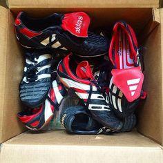Just a box of Preds  adidas  predators Botas Adidas 68a43090515bc