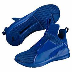 Puma Women's Fierce Knit True Blue #athletic #shoes (ebay link)