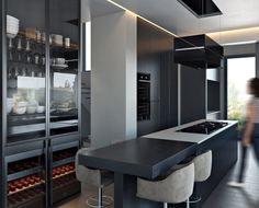 3D Architectural Interior Design: view 1