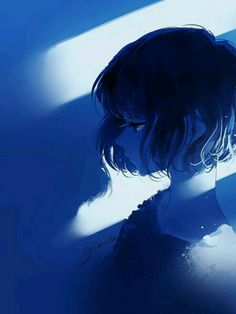 ideas for sad beautiful art - - Anime Girl Crying, Sad Anime Girl, Kawaii Anime Girl, Anime Art Girl, Manga Girl, Sad Girl Art, Sad Art, Fanarts Anime, Anime Characters