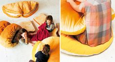 bread beds let you snuggle up like a bun in the oven by felissimo - designboom   architecture & design magazine