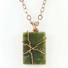 African Jade Necklace $75.00