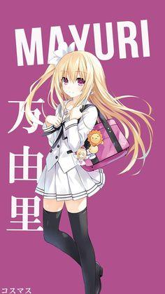 Mayuri ~ Korigengi | Wallpaper Anime