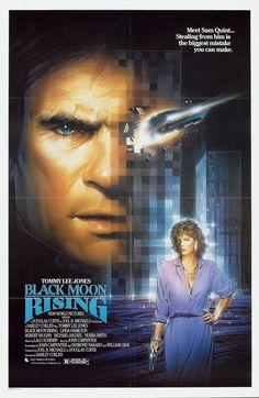 Il giorno della luna nera - Original title: Black moon rising - Directed by: Harley Cokeliss - Country: USA - Release date: 1986