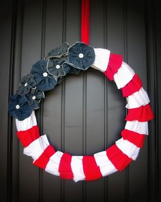 Love This! I am going to have to make this for the 4th of July!