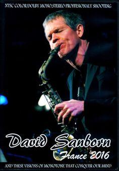 David Sanborn / France 2016