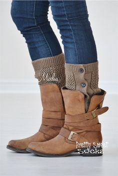 Must-Have Button Down Boot Cuff! {Jane Deals}