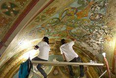 Buscan rescatar arte de iglesia - Grupo Milenio