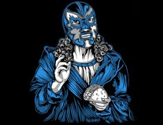 Christos Mysterio T-Shirt From Pale Horse   New T-Shirts At TeeCraze