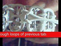 Bracelet out of coke tabs