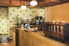 CAFE KITSUNÉの店舗写真