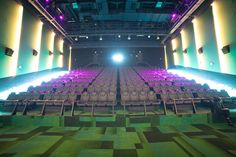 Theater at IMG World of Adventure in Dubai (UAE), one of the largest indoor theme parks in the world. Hero Time, Dubai Uae, Parks, Theater, Marvel, Indoor, Adventure, World, Life