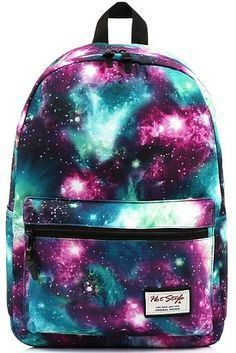 Cheap Vintage Galaxy Colorful Couple Waterproof Backpack School Bag For Big Sale!Vintage Galaxy Colorful Couple Waterproof Backpack School Bag Is Your Perfect School Bag. Galaxy Backpack, Lace Backpack, Rucksack Backpack, Travel Backpack, Fashion Backpack, Laptop Backpack, Laptop Bags, Travel Bags, Cute Mini Backpacks