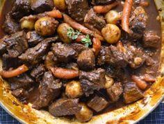 El estofado de ternera es un plato tradicional en todo el mundo.