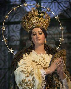 María es el camino más seguro el más corto y el más perfecto para ir a Jesús! - S. Luis de Monfort. #IVCentenario #PatronaTutelar #InmaculadaConcepciòn #AñoJubilarMariano