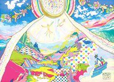 For Wedding by ASAKURA KOUHEI, via Behance