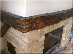 Gerendabútor, kandalló szemöldökfa Furniture, Rustic Furniture, Wabi Sabi, Table, Entryway Tables, Home Decor, Entryway, Fireplace