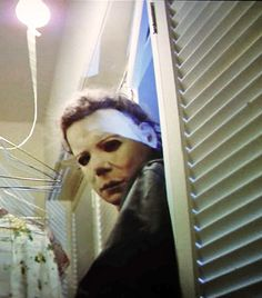Michael Myers from Halloween. Seriously, who hasn't seen this movie?