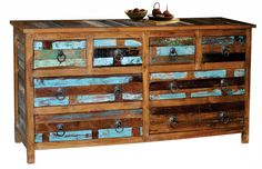 Majestic Home Furniture   Chiku Dresser