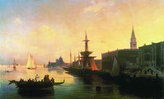 Venice - Aivazovsky Ivan