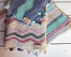 Crochet Home, Blanket, Woven Blankets, Ponchos, Patterns, Hands, Tutorials, Crocheting, Bebe