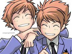 Tags: Ouran High School Host Club, Hitachiin Kaoru, Hitachiin Hikaru, Hitachiin Twins