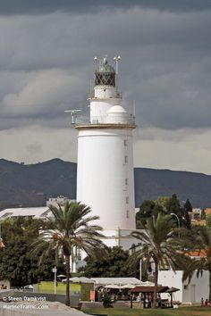 Photos of Malaga light - AIS Marine Traffic Light Of The World, Rest Of The World, Pamplona, Marine Traffic, Lighthouse Lighting, Nerja, Spain And Portugal, Windmill, Cool Places To Visit