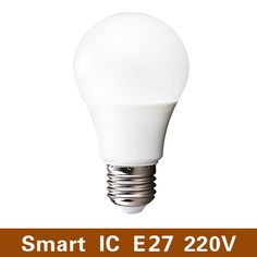 0.92$  Buy now - http://ali1cx.shopchina.info/go.php?t=32651191467 - [MingBen] LED Bulb E27 220V-240V Smart IC High Brightness 3W 5W 7W 9W 12W 15W Cold White/Warm White Lampada Bombilla Ampoule LED  #buychinaproducts