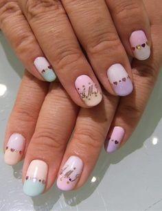 Pretty  | See more nail designs at http://www.nailsss.com/nail-styles-2014/2/