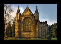 Dunkeld Cathedral © Manuel Gloger