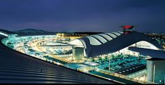 Incheon International Airport(인천국제공항)_SOUTH KOREA