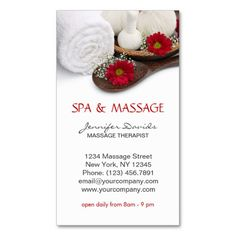 303 best spa business card templates images on pinterest massage spa massage therapy business card massage therapy business cards massage business spa business cards cheaphphosting Gallery